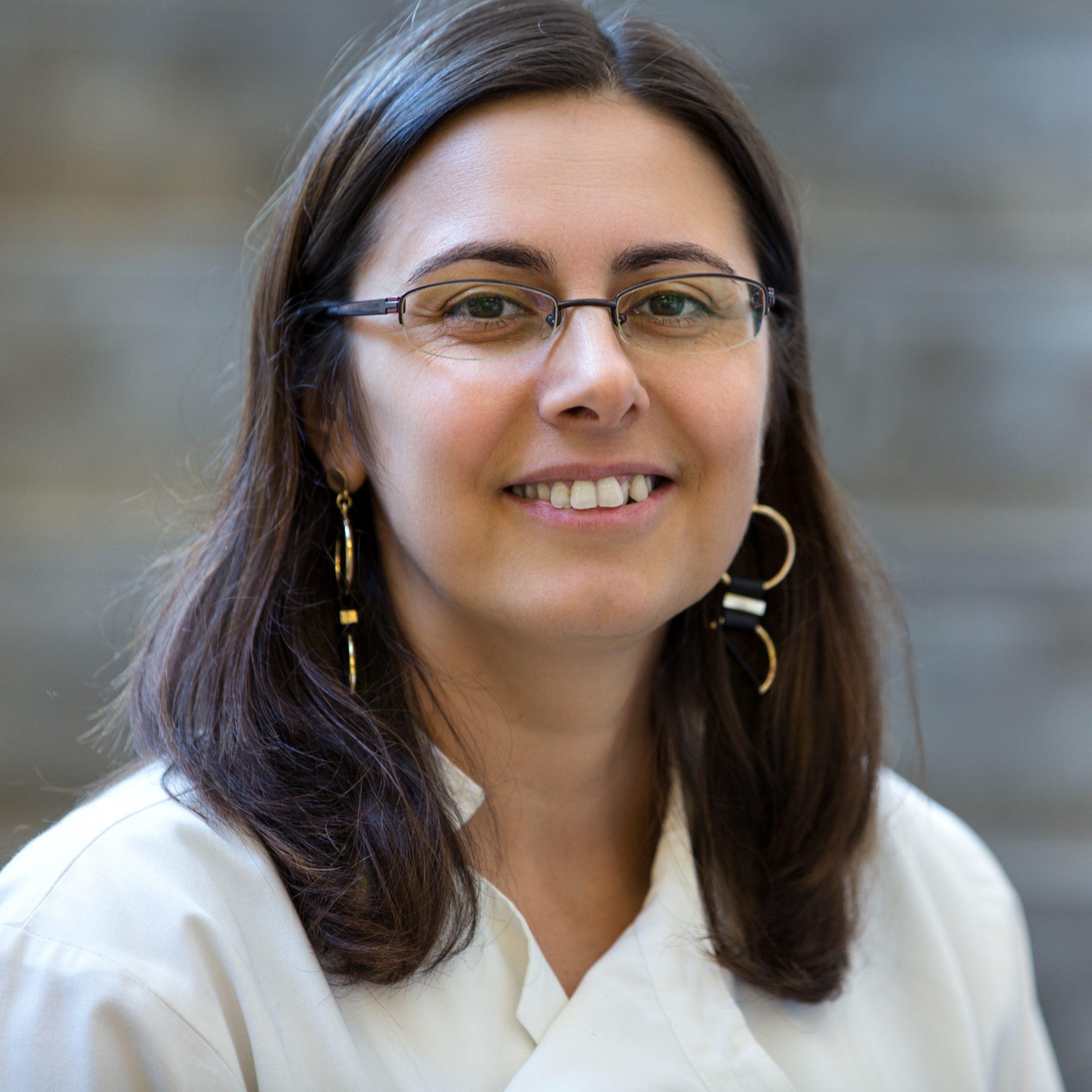 Sonia Santos (Responsavel Area Citogenetica)